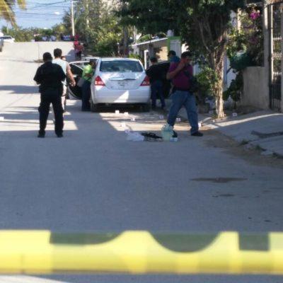 NUEVO INTENTO DE EJECUCIÓN EN CANCÚN: Atacan a balazos a segundo delegado del sindicato de taxistas en menos de una semana