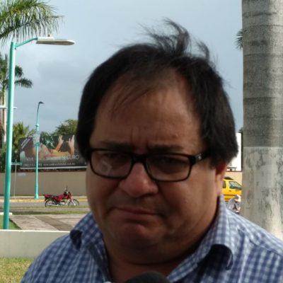 Acepta el perredista Roger Peraza que la candidatura para la Alcaldía de Othón P. Blanco le toca al PAN