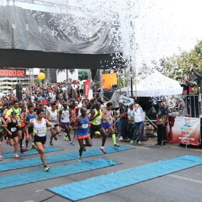 Anticipan mayor oferta deportiva para Cancún con 65 competencias atléticas tan sólo en 2018