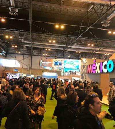 Tras la Fitur, regresa comitiva de Madrid y aseguran que se robustecerá la promoción turística de QR en Europa