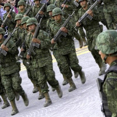 MISILES Y TORPEDOS PARA EL EJÉRCITO: Comprará México armamento militar a EU por valor de 98.4 mdd