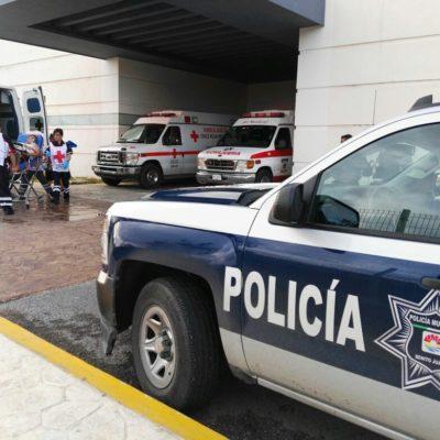 BALEAN A 2 HOMBRES EN LA REGIÓN 101: Presuntos sicarios logran huir tras persecución policiaca
