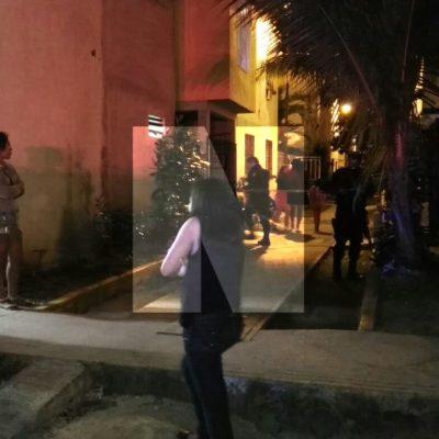 ASESINAN A UNA MUJER EN VILLAS OTOCH PARAÍSO: Matan a balazos a guatemalteca en su propia vivienda en la Región 259 de Cancún; suman 4 casos en 3 días