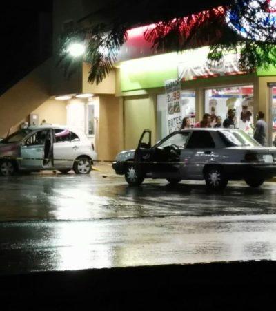 INVESTIGAN ATAQUE CONTRA MINISTERIALES: Confirma Fiscalía un presunto delincuente muerto, un detenido y un fugado tras balacera en Cancún
