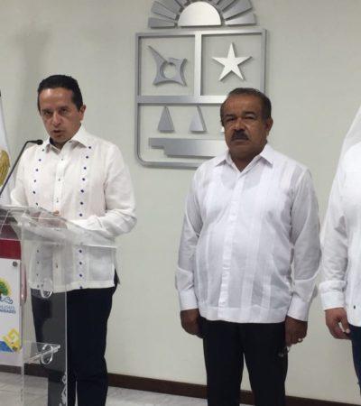 RELEVO EN SINTRA: Designa Gobernador a William Conrado al frente de la Secretaría de Infraestructura en sustitución de Jorge Portilla