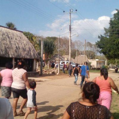 Por 'corretear' a alumnas de secundaria, casi linchan a tres jóvenes acosadores en José María Morelos