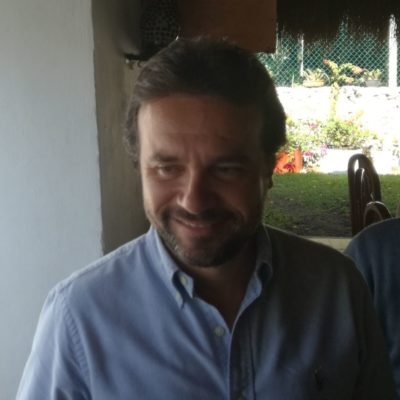 Admite Pedro Joaquín Delbouis interés por buscar la presidencia municipal de Cozumel