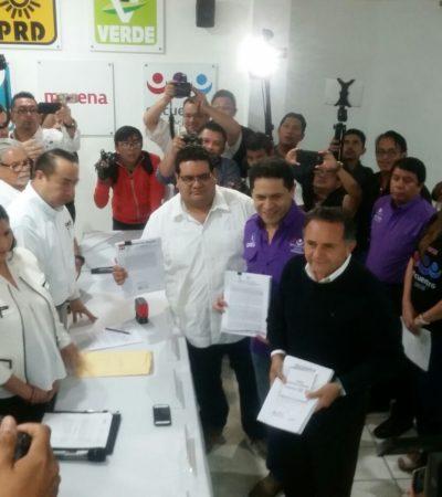 Encabezaría Morena cuatro Ayuntamientos en QR, incluido Benito Juárez; PES iría en Solidaridad