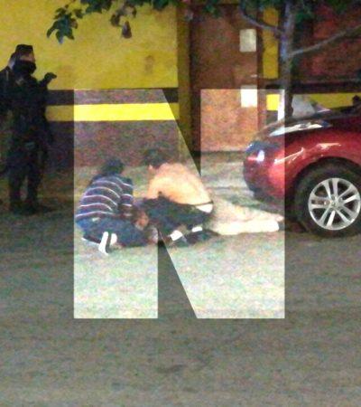 PRIMER EJECUTADO DEL 2018 EN PLAYA: Balean a un hombre afuera de un bar en la colonia Ejidal y muere en el hospital