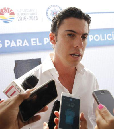 """""""EN ESTE MOMENTO ME MANTENGO AL MARGEN"""": Evita Alcalde Remberto Estrada confirmar si buscará la reelección en Cancún"""