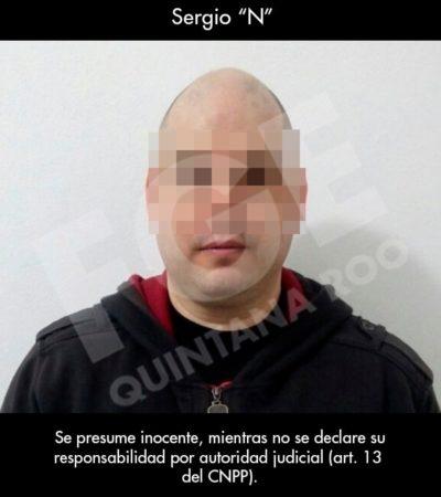 Detienen a Checo Terrazas,líder del PT en OPB