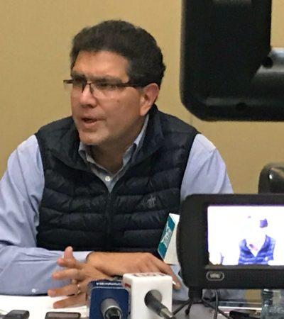 Reitera Ríos Piter en firmar acuerdo para un candidato independiente de unidad; lleva 46% de avance en Quintana Roo