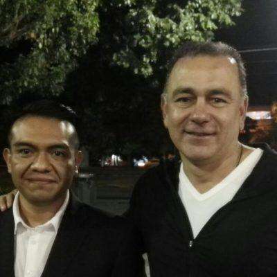 Comparece Carlos Mimenza por denuncia de amenazas contra comunicador; el sábado se define si es vinculado a proceso