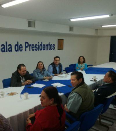 La seguridad de Cozumel sefue de las manos de Perla Tun, dicen empresarios en reunión