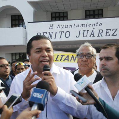 """Arranca precampaña interna Emiliano Ramos; """"faltan 165 días para que los ciudadanos decidan sacar a este mal gobierno"""", dice"""