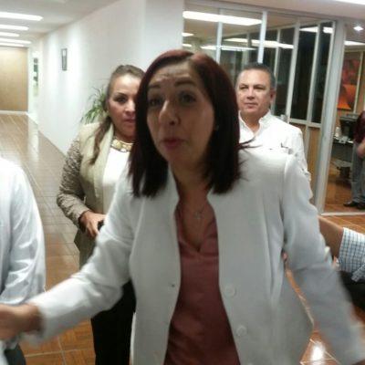 BORRON Y CUENTA NUEVA: Da ex secretario del SNTE voto de confianza a nueva secretaria de Educación