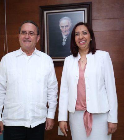 RELEVO EN LA SECRETARÍA DE EDUCACIÓN: Sale Marisol Alamilla y nombran en su lugar a Ana Isabel Vázquez