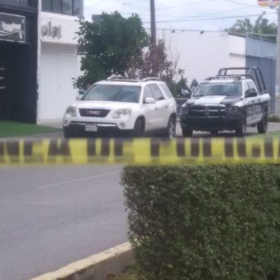 PRIMERO PAGÓ UN 'SERVICIO'… Y DESPUÉS SACÓ UN ARMA: Asalto en una casa de masajes deja un herido de bala en la Avenida Chichén Itzá de Cancún