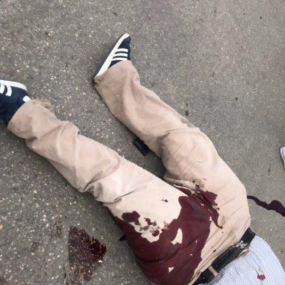 SIGUE EL VIERNES VIOLENTO EN CANCÚN: Matan a un hombre por el Chedraui de la Portillo en presunto asalto; no descartan ejecución