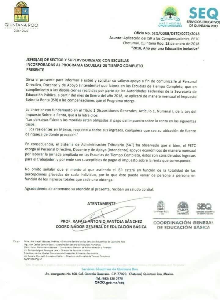 CONFLICTO EN PUERTA PARA LA SEQ: Gravarán compensaciones del programa 'Otorga'