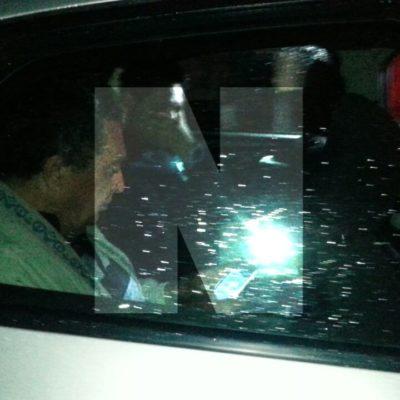 DETIENEN A GABRIEL MENDICUTI: Capturan al ex secretario de Gobierno de Roberto Borge un día después de ser fotografiado con Meade en Cancún; ingresa al Cereso en Chetumal en los primeros minutos del domingo