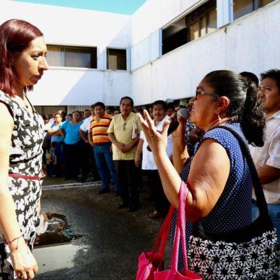 TUMBAN MAESTROS COBRO DEL ISR: Tras protesta contra nueva disposición de SHCP, secretaria de Educación anuncia que queda sin efecto