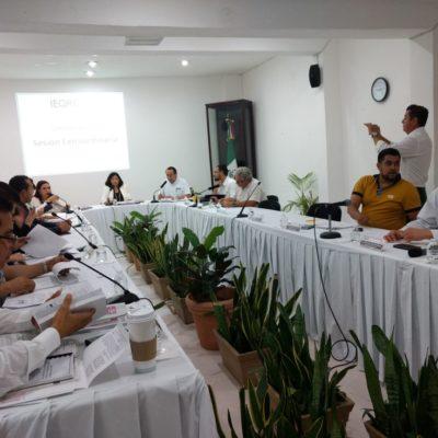 Aprueba Ieqroo las tres coaliciones de Quintana Roo