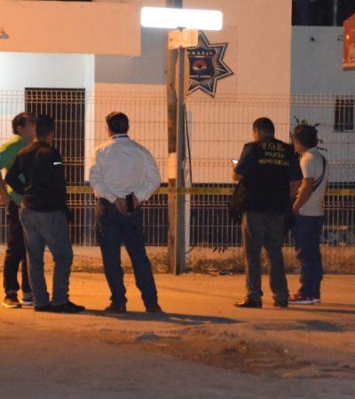 Lamenta Remberto Estrada asesinato de policía en Cancún; asegura que buscan atrapar a los agresores