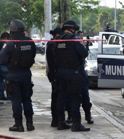 Delincuencia pone a prueba al gobierno estatal, dice delegado de Gobernación en QR; pide denunciar para combatir delincuencia