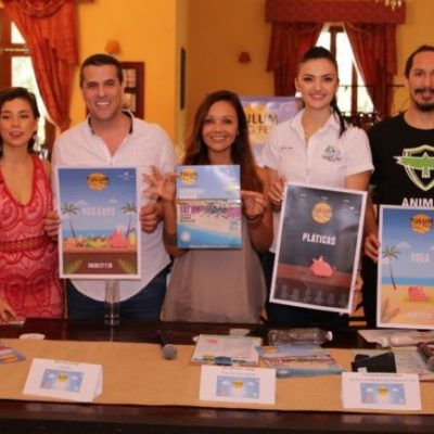 ARRANCA EL 'TULUM VEG FEST': Promueven el perfil ecológico del destino con festival para vegerarianos el 27 y 28 de enero