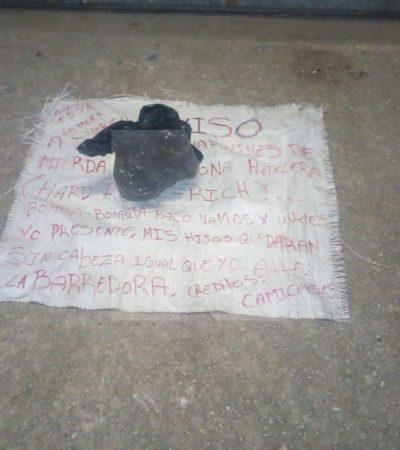 SEGUIMIENTO | SON LA MISMA PERSONA: Concuerdan las extremidades halladas en la colonia Milenio con la cabeza humana encontrada el pasado lunes en estacionamiento de tienda Aurrerá