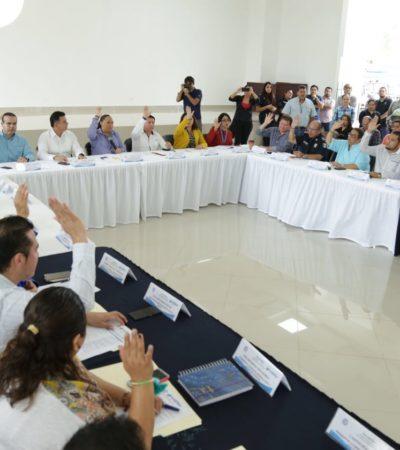 Aprueban programa anual inicial de obras y acciones 2018 para Solidaridad
