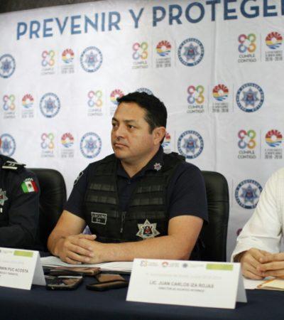 NIEGA EXCESO POLICIACO: Rechaza Secretario de Seguridad Pública de BJ que detención y agresión contra dos reporteros esté relacionada con su profesión