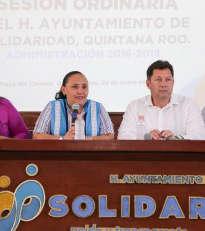 IMPULSAN CAPACITACIÓN TURÍSTICA: Aprueba Cabildo de Solidaridad condonar el pago del predial sobre el terreno en el que se ubica el Centro Nacional de Alto Turismo