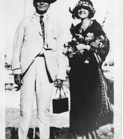 Carrillo Puerto y Alma Reed. La 'peregrinización' de la historia | Por Gilberto Avilez Tax