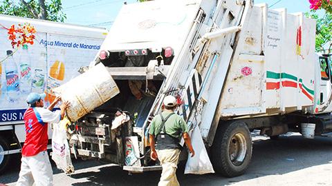 Faltan camiones recolectores en Chetumal