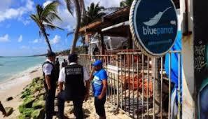 Asegura Fiscalía que continúan las investigaciones de balacera en el Blue Parrot hace un año en Playa del Carmen