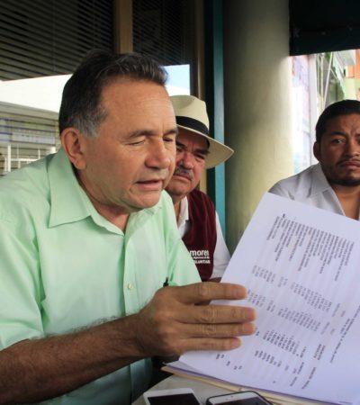 Confirma Morena repartición del 'pastel' con PES y PT