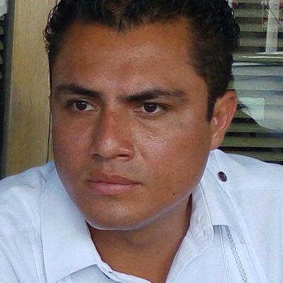 Confía Salvador Diego en ser candidato a diputado federal en el Distrito 03