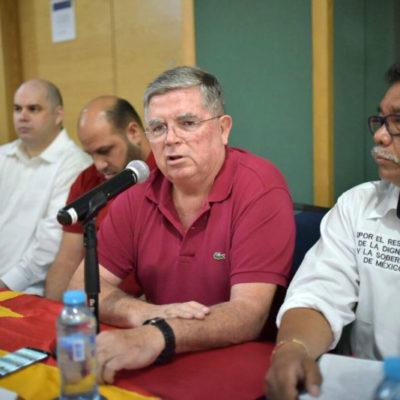 Amenaza el PT con postular al 'Chacho' para Cancún por 'desaires' de Morena