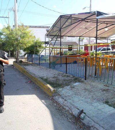 RECUENTO DE SANGRE EN 'LA PALAPA DEL 'CHUKY': Identifican a los dos ejecutados en el ataque a un bar de Cancún; uno era presunto 'tirador' de droga