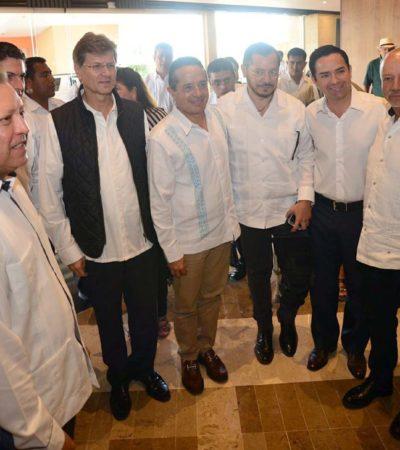 Aún no hay acuerdos en cuanto a aportaciones de empresarios a proyectos del estado en materia de seguridad pública, señala Carlos Joaquín