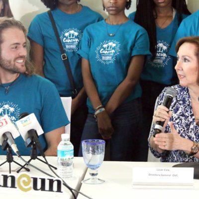 SEIS MESES DE VACACIONES EN CANCÚN: Eligen al embajador de Cancún como nueva estrategia de promoción turística