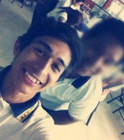 Piden ayuda para localizar a un joven deportista desaparecido en Cancún desde el 3 de enero