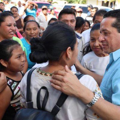 Dice Carlos Joaquín que Quintana Roo será la tercera entidad que más crecerá a nivel nacional en 2018