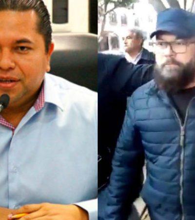 De los estados que tuvieron alternancia en 2016, Quintana Roo es el estado más avanzado en el combate a la corrupción, dice Emiliano Ramos