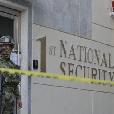 Denuncian intentos de corrupción en caso de las cajas de seguridad del First National Security