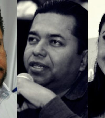 De Última Hora: Alianza PAN-PRD en Cancún, en peligro real