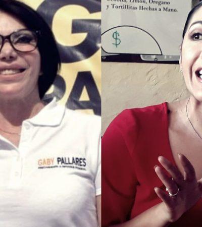 CONTIENDA DE EX 'ALIADAS' POR UNA DIPUTACIÓN: Gaby Pallaresno asumirácomo suplente de Candy Ayuso