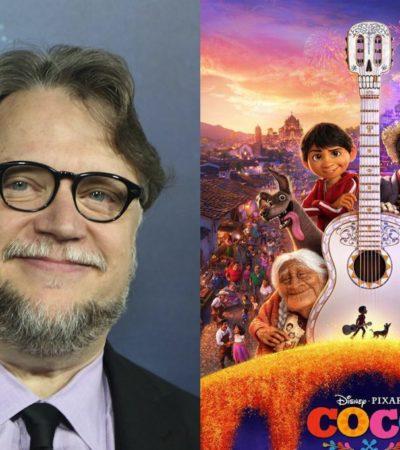BRILLA LO MEXICANO EN LOS GLOBOS DE ORO: Gana Guillermo del Toro como Mejor Director y 'Coco', sobre el Día de Muertos, como mejor película animada